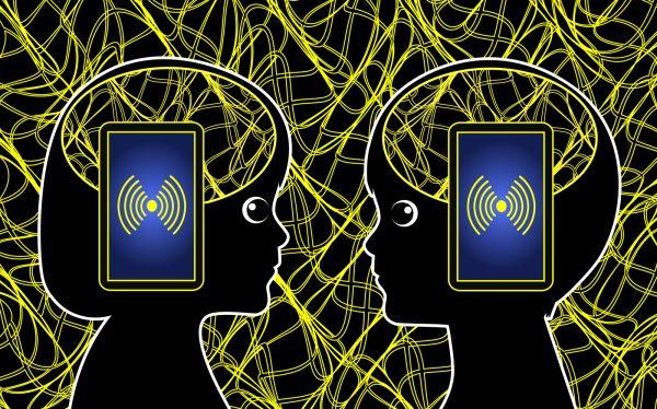 promieniowanie telefonu