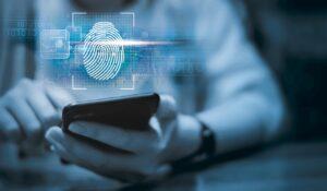 biometryka w smartfonach